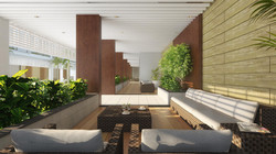 Semi Open Lounge