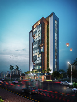 One Aastha Office tower