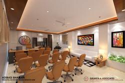 Principal secretary room