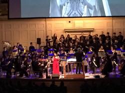 Soprano Soloist at Boston Symphony Hall