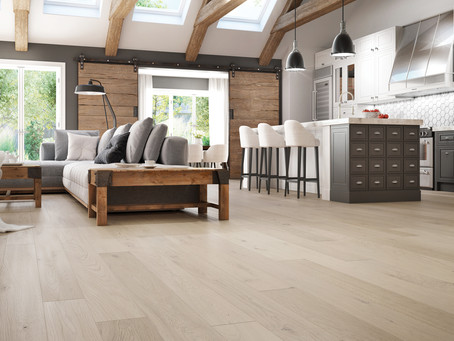 2019 Flooring Trends: Favourites in Flooring