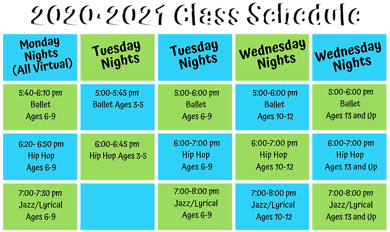 2020-2021%20Chasse%20Class%20Schedule%20