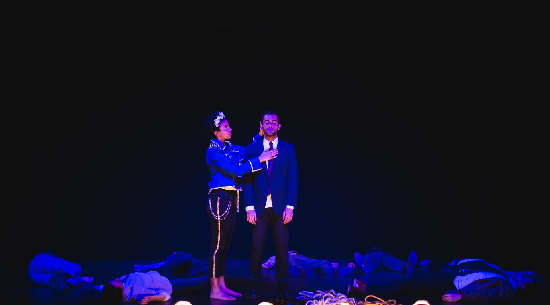 Hudson Guild Theatre, NY Winterfest (February 2019)