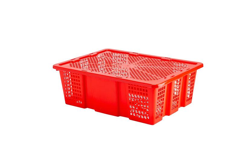 ตะกร้ามังคุด (G)/ Fruit Basket (Mangosteen G)