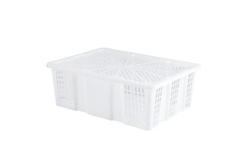 ตะกร้าลำใย 7 ช่อง/ Fruit Basket (Longan)7 pattern