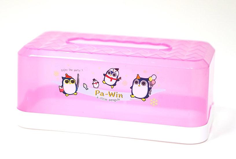 กล่องทิชชู่/Square tissue box (Pa-win)