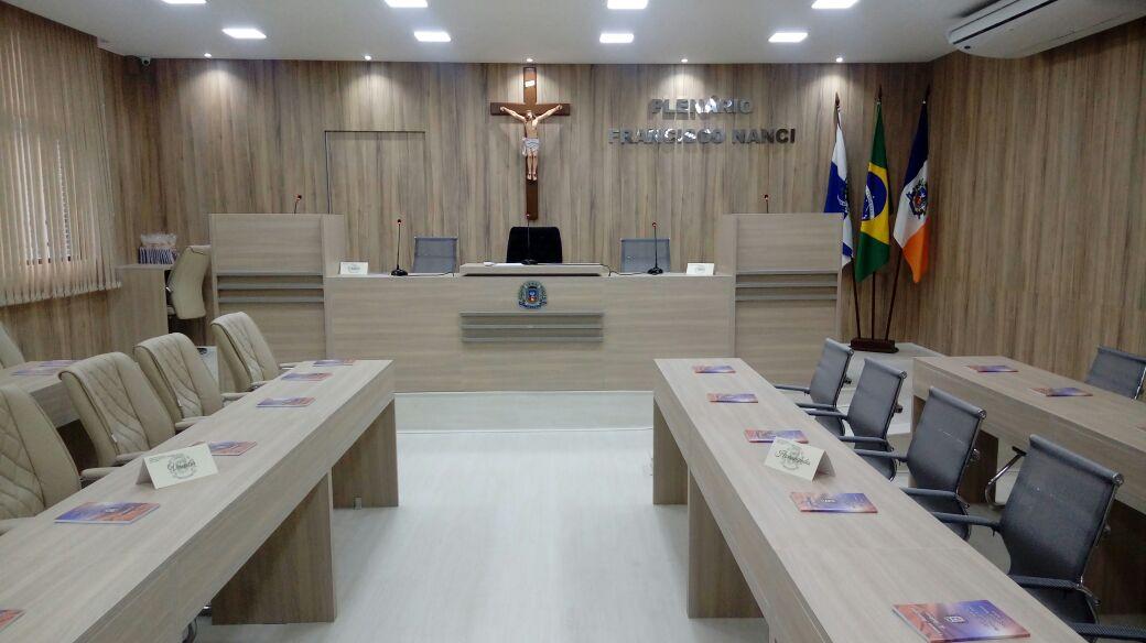 Plenário Vereadores