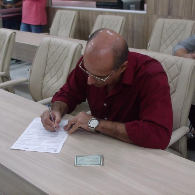 Vereador Agnaldo Coutinho