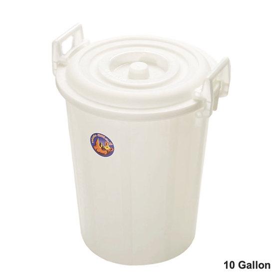 ถังน้ำ + ฝา 10/12/16/18/24 Gallon Water Pail