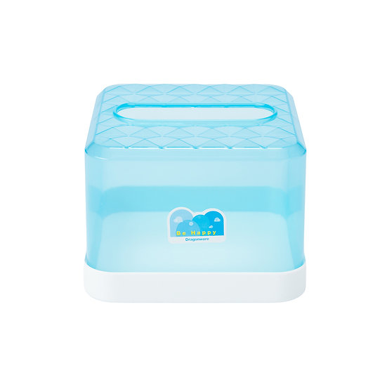 กล่องทิชชู่ 596S /Square tissue box (Pa-win)