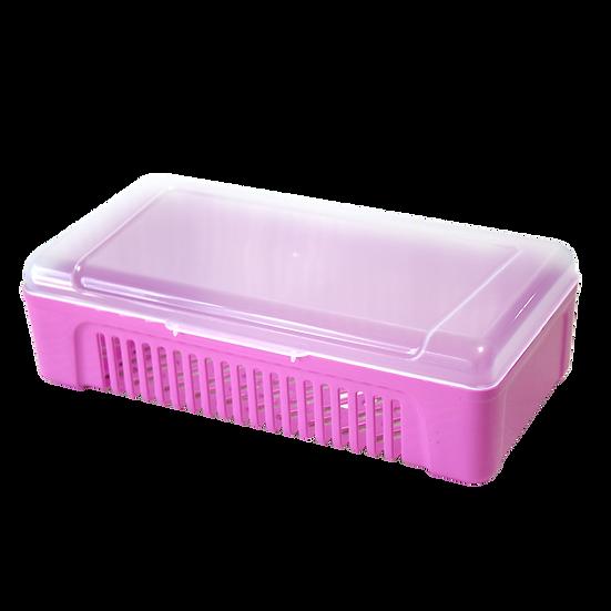 กล่องเหลี่ยมมีฝา526 /Square Box With Lid