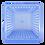 Thumbnail: ตะกร้าดินสอเหลี่ยม 734/Square Stationary Basket