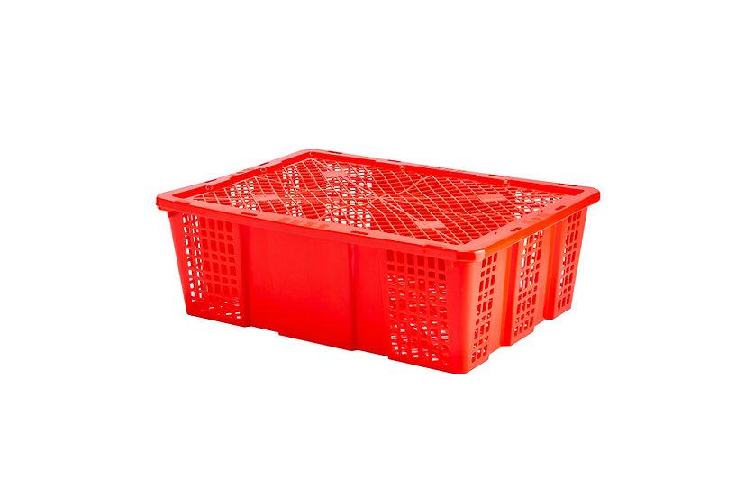 ตะกร้ามังคุด (WH)/ Fruit Basket (Mangosteen WH)