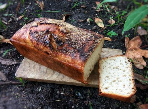 Chingwa - easy flavoured bread