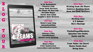 Pink Ice Creams Blog Tour 2019