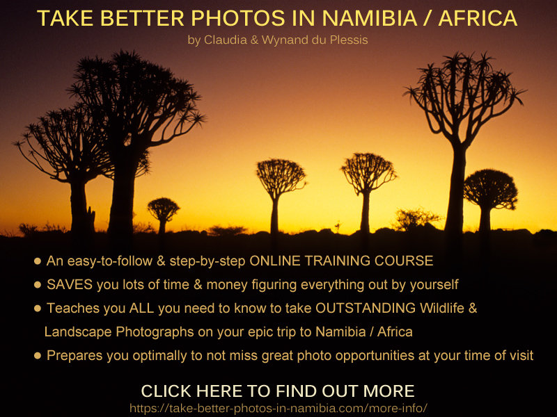 Take Better Photos in Namibia