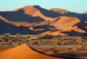 Sossusvlei dunes, Namib Desert: landscape001