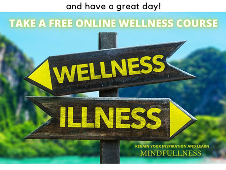Take the Road to Wellness