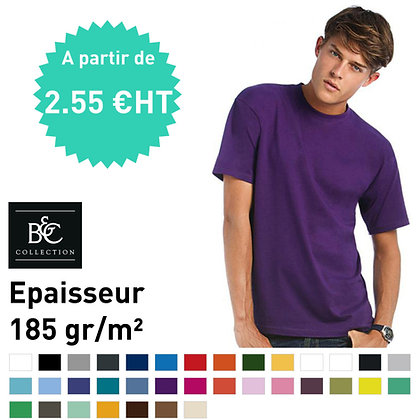Tee shirt exact 190