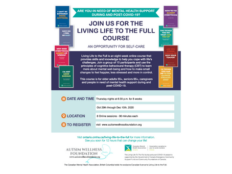Paving the path to a brighter future: Living Life to the Full during and post COVID-19