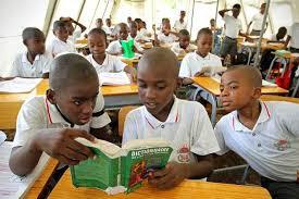 Une Éducation Pour Quelle Société En Haïti ?( Source Worlgenson NOEL)
