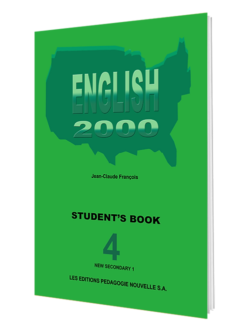 English 2000 #4 ( Student's Book) / NS1