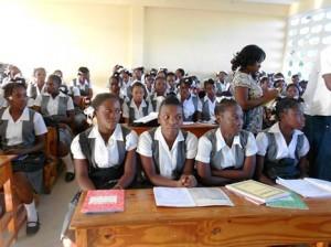 Quatre Choses À Savoir Sur L'éducation En Haïti ( Source La Banque Mondiale)