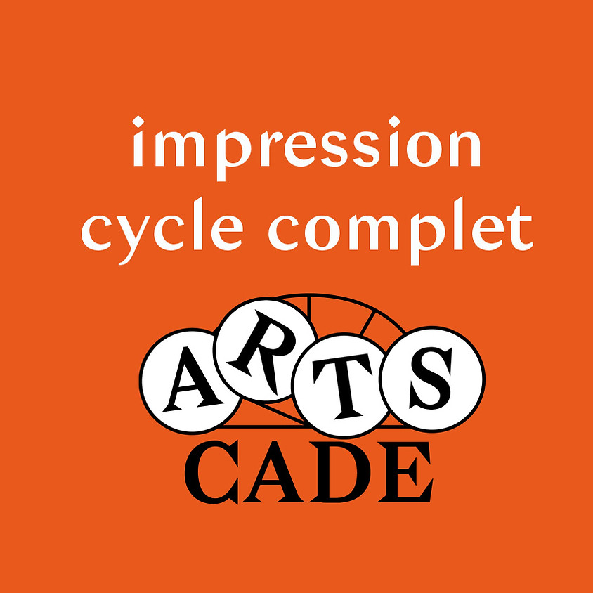 Impression : cycle complet
