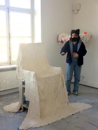 preparts_marathon sculpture