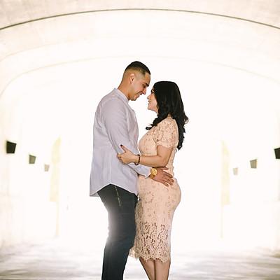 Lindsay & Cesar Engagement