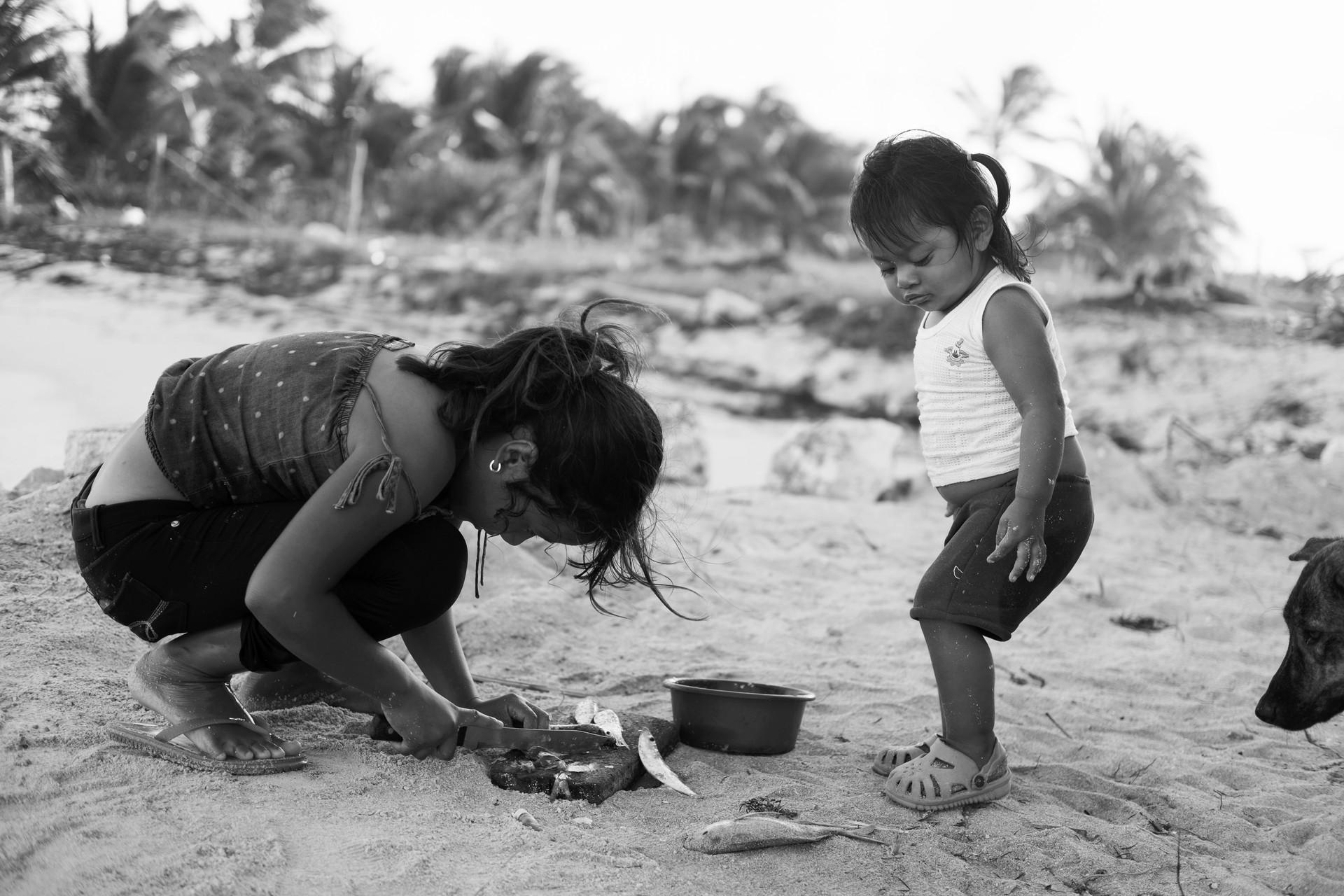 vuong vu photography, seattle, fishing village, Mexico. lifestyle photographer