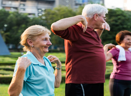 Tabata Training For Seniors And Elderly Adults