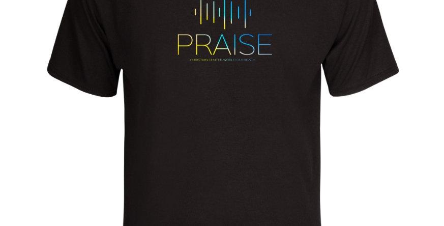 Praise Color Logo Tee