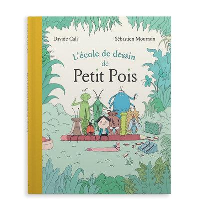 L'école de dessin de Petit Pois