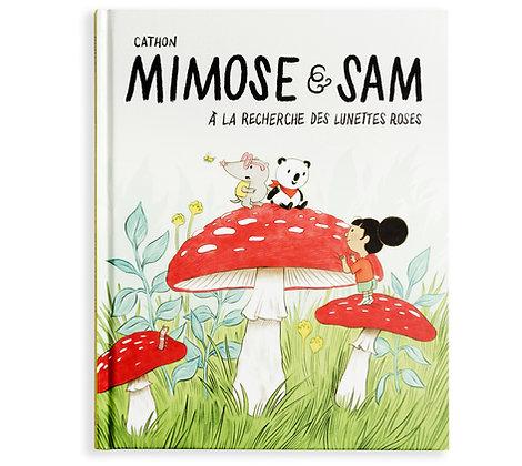 Mimose et Sam, t.2: À la recherche des lunettes roses