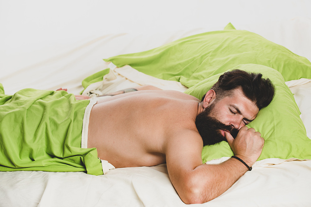 spanec po masaži