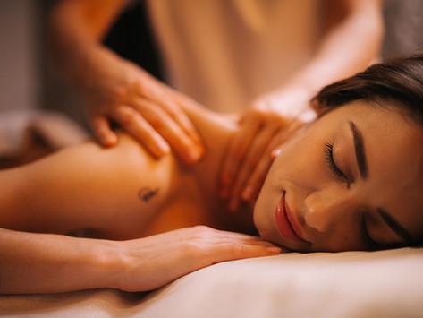 5 razlogov za masažo, ki jih lahko uporabimo tudi kot izgovor samemu sebi