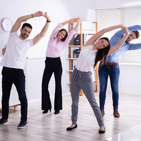 Vam peša motivacija na delovnem mestu? Šport je odgovor!