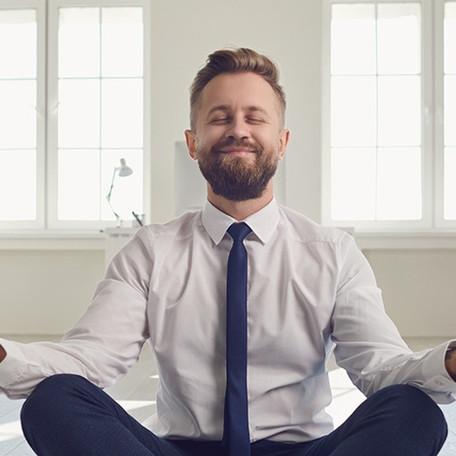 Meditacija na delovnem mestu – je to sploh mogoče?