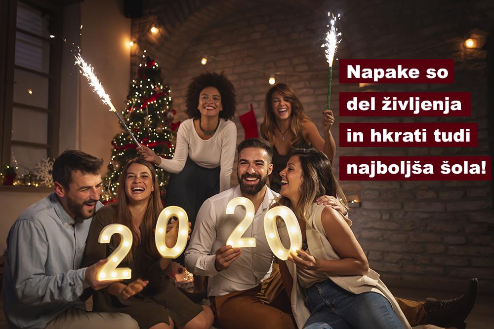 Novo leto - napake