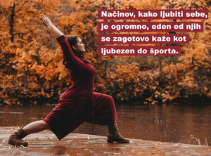 Ljubezen do športa