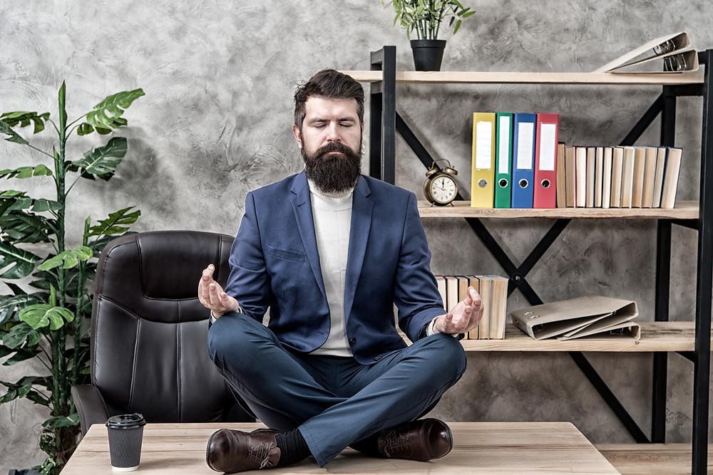 Meditacija na delovnem mestu