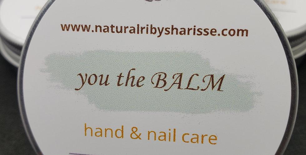 HAND & NAIL CARE BALM