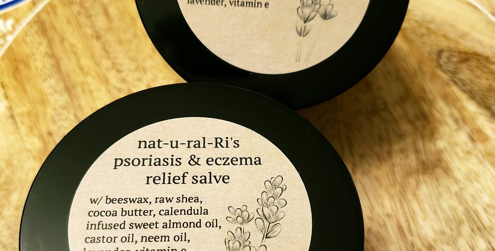 Eczema & Psoriasis salve