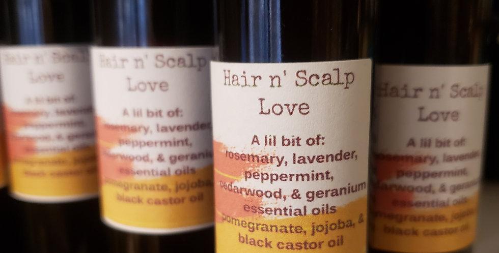 Hair n' Scalp Love small