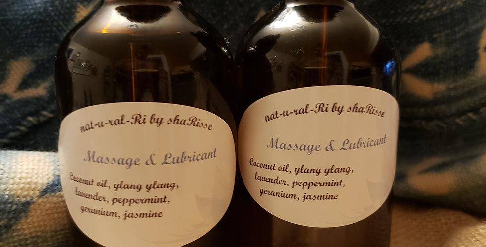 Massage Oil - Lubricant & Body oil