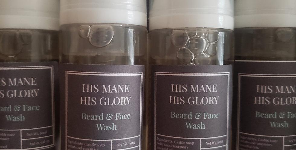 Beard Wash travel size