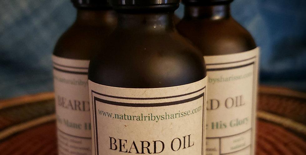 Beard oil 2oz