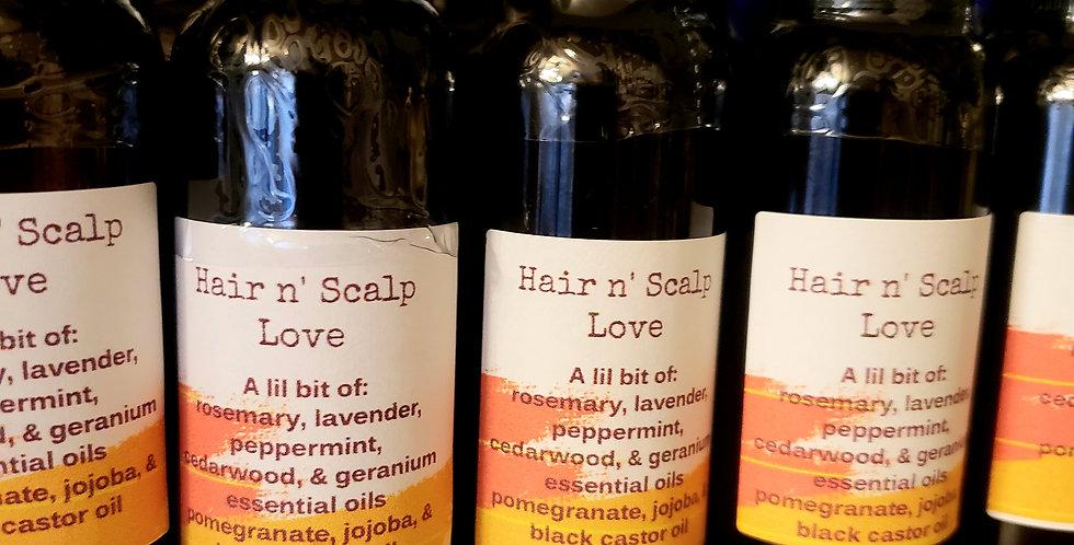 Hair n' Scalp Love
