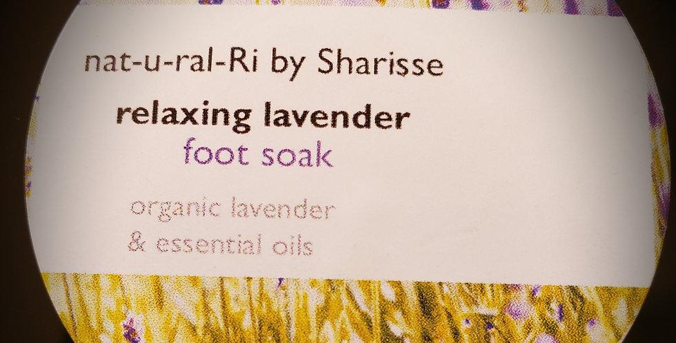 Lavender Foot Soak 16oz